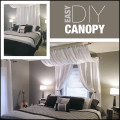 DIY easy Canopy