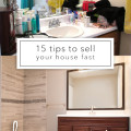 15 tips to sell your house fast