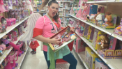 Mom's lose it at Target - Lets not take everything so serious